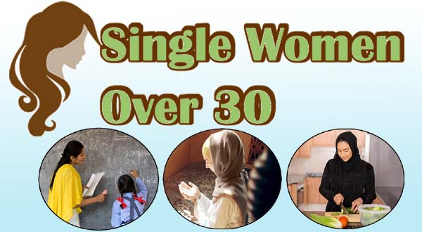 Single Women Over Thirty